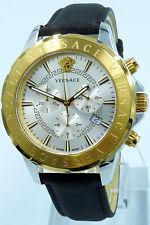 Versace Uhr Uhren Herrenuhr Chronograph VEV600219 CHRONO SIGNAT Armbanduhr NEU