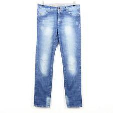 EDC BY ESPRIT Jeans Boyfriend Blue Denim Gr. W26 L32