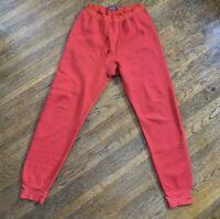 Vintage Patagonia Capilene Fleece Base Layer Pants Long Johns Made In USA XL