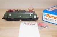 Roco 63614 Elektro-Lok der DB BR 144 093-2 in grün OVP (A)