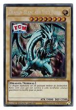 """Yu-Gi-Oh - """"Dragon Blanc aux Yeux Bleus"""" CT14-FR002 - Secret rare"""