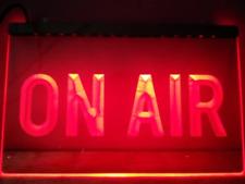 On Air Studio Led Sign Recording Radio Podcasting Livestream