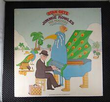 Stan Getz Presents Jimmie Rowles – The Peacocks (Columbia – JC 34873)
