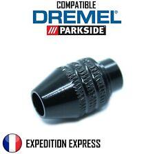 Mandrin Autoserrant Universel pour Dremel 0,8-3,2mm Support Fraise Foret Mèche