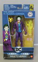 DC Multiverse Batman 80th Anniversary Originals Joker Action Figure