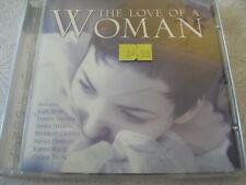 The Love of a Woman CD inc Kate Bush, Beverley Craven, Celine Dion, Patsy Cline