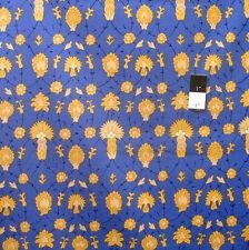 Snow Leopard Iznik PWSL010 Medina Amethyst Cotton Quilting Fabric By Yard