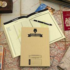 Scratch Map Travel Log Travelogue Scratch Paper Note Journal Scratch Map