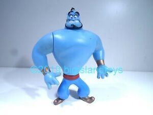 "1992 Disney 5"" Aladdin Genie of the Lamp Action Figure incomplete Robin Williams"
