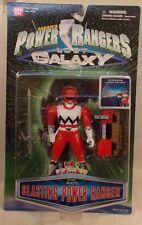 Power Rangers Lost Galaxy - 5" Blasting Red Ranger Lance Action (MOC)