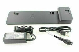 Sealed Real HP 3 month / 1 yr warranty! HP UltraSlim Docking Station - D9Y32UT