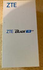 ZTE Blade 10 Prime - 64GB - Black (Visible) (BRAND NEW SEALED)