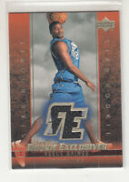 REECE GAINES 2003-04 Upper Deck Star Rookie Exclusives Jersey Relic  #J11 RC