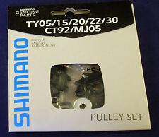 Shimano Tourney 6/7/8 Speed Jockey Wheels Y56398030