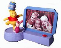 Disney Winnie The Pooh marco de foto animado y parlante -original -oficial