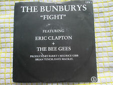 Lucha bunburys (sin importar cuán largo) Clapton Beegees Promo lbw UK DJ2 7 in (approx. 17.78 cm) 45