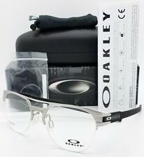 NEW Oakley Latch Ti RX frame Chrome OX5134-0352 52mm 5134 Titanium AUTHENTIC