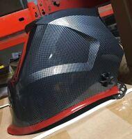 CNR900 AUTO DARKENING WELDING/GRINDING HELMET sensitive,4 sensor, DIN 4-13 Hood