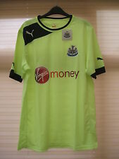 New Authentic Newcastle United 2012/13 3rd Away Shirt PLAYER ISSUE Adults XL
