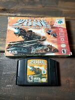 Battlezone: Rise of the Black Dogs Nintendo 64 N64 BOX AND GAME
