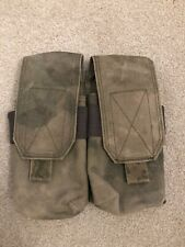 Warrior Assault Systems Atacs-fg Double Mag Pouch MOLLE