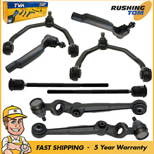 Front Upper Lower Control Arm Tie Rod Suspension Kit for Thunderbird Cougar