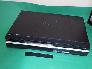 SONY RDR-HXD995 DVD Recorder+ 250GB HDD Black DVD DVB Freeview HDMI FAULTY/PARTS