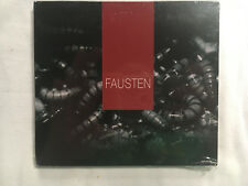 NEW Sealed Fausten CD Ad Noiseam NOS 2013 EU Industrial Grind Noise