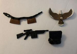 1989 Gi Joe Slaughter Marauder Spirit accessories Freedom