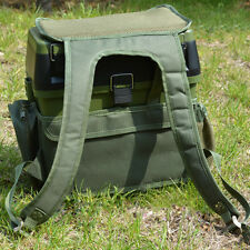 Outdoor Fly Fishing Backpack Fishing Bag Tackle Case Storage Adjustable Size