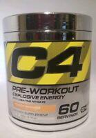 Cellucor C4 Original Extreme Energy Pre-Workout Peach Mango - 60 Servings