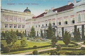 Belgrad Altes Königl.Schloss feldpgl1916 C2527