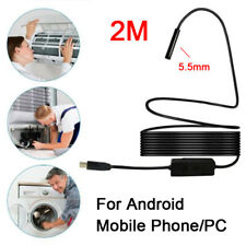 USB Endoscope Borescope Snake Inspection Camera for Android Smart Mobile Phone
