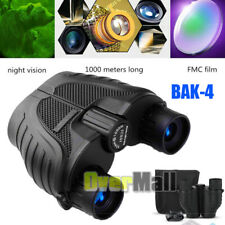 Day & Night Vision 10X25 High Power Zoom Optical Binocular Telescopes Outdoor US