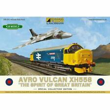More details for bnib n gauge graham farish 370-375 avro vulcan xh558 collectors pack cl 37 558