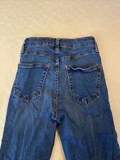 Topshop Moto women's jeans size w26 L32 skinny