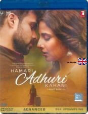 HAMARI ADHURI KAHANI - EMRAAN HASHMI - NEW BOLLYWOOD BLU RAY DVD - FREE UK POST
