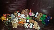 TY BEANIE BABY LOT -32- GREAT CONDITION - NO DOUBLES - ALL HANG TAGS ATTACHED