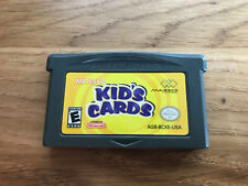 G1 GAMEBOY ADVANCE GBA Kids Cards - Region Free | Combine/offers