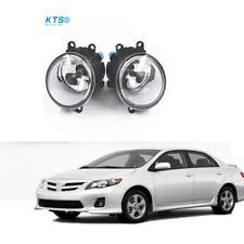 Fog Light Lamp Left Right RH LH Side For Toyota Camry Yaris Lexus 07-14 Pair