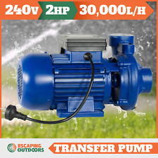Escaping Outdoors 2DK20 High Flow Water Transfer Pump