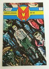 Miracleman 10 & 11 (1986-7), Eclipse Comics B03