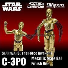 S.H.Figuarts STAR WARS C-3PO Metallic Material Finish ver. Figure LIMITED ITEM