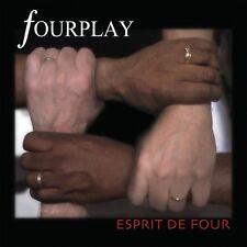 Esprit De Four - Fourplay (2012, CD NUOVO)