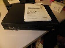 PANASONIC DMR EZ47V VHS DVD RECORDER PLAYER Freeview DVB