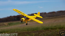 "104"" 1/4 .160 Size Piper J-3 Cub Arf Scale Airplane New In Box"