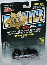 Racing Champions Police #50 - 1987 BUICK GRAND NATIONAL * DARE CAR * - 1:61