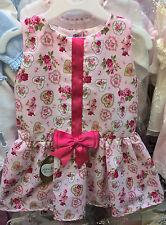 Kinder Cotton Blend Casual Dresses (0-24 Months) for Girls
