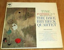 33T Dave Brubeck Quartet disque CBS S 62 078 Miro Reflection Time Further Out