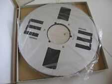 """Maxell UD 35-180 Professional 1/4"""" Mastering 10.5"""" Reel to Reel Tape - metal"""